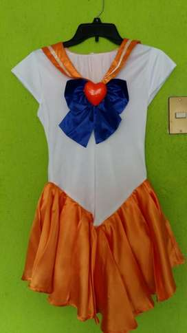Cosplay de Super Sailor Venus
