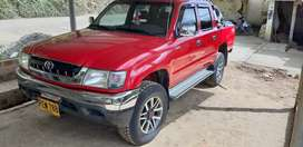 Toyota hilux  como nueva