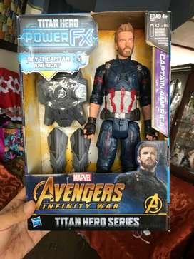 Capitan america marvel multiverse