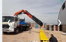 Alquiler de camión grúa en cusco
