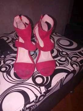 Sandalias poco uso