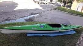 Kayak 4,50, impecable, muy bueno liquido x no usar