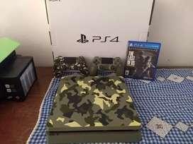 Vendo Playstation 4 1TB Edición Especial
