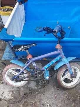 Bicicleta de niño rod. 12
