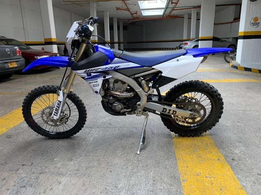 Yamaha Wr450F 0