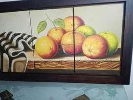 Cuadro de Naranjas