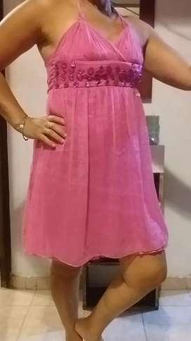 Vendo vestido de fiesta talles 3