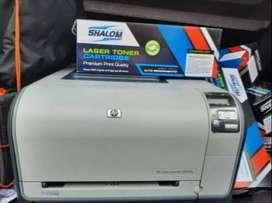 Impresora Hp Color Laserjet Cp1515n Con 6 Toner Nuevos