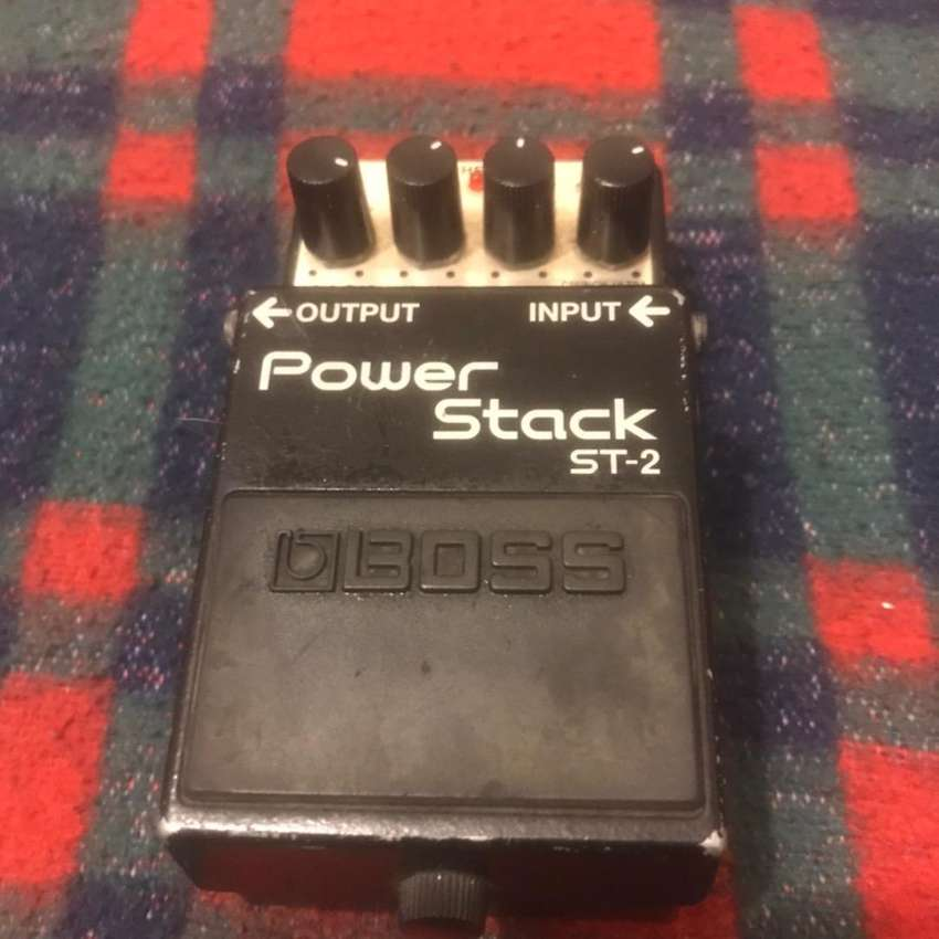 Pedal Boss Power Stack St-2 0