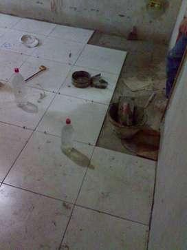 Colocador de ceramicos, porcelanatos en MdP