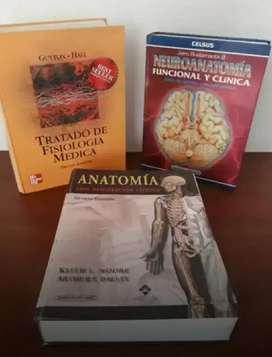 Libros de Anatomía y Fisiología