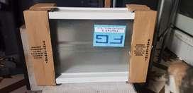 Ventana d luz nueva en caja liquido med 40x26cm