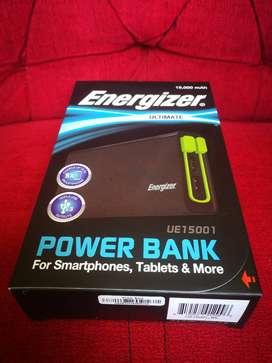 Batería Externa Energizer 15000