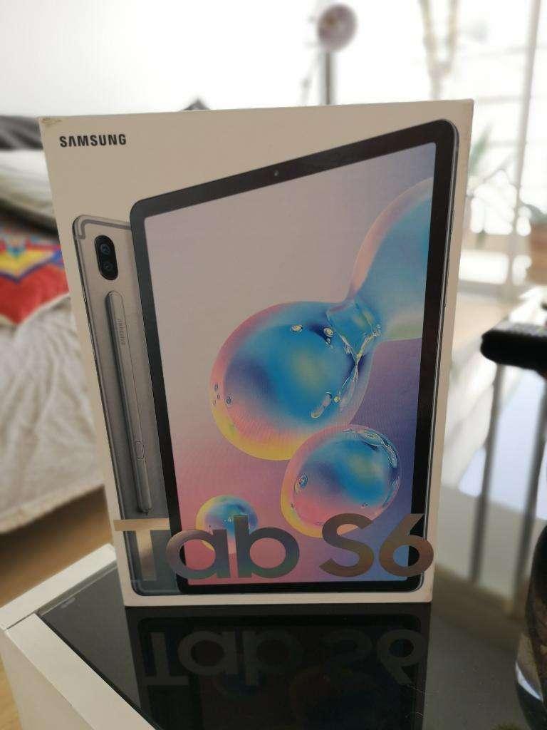 Samsung Galaxy Tab S6 Wifi 256gb poco uso 0