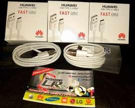 Cable huawei original v8 y tipo C