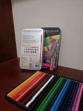 PRISMACOLOR lápices de colores 24 unidades