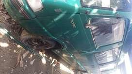 Vendo furgoneta Kia Asia topic año 1995 para repuesto