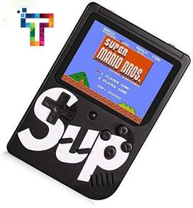 Consola SUP Gamebox ¡400 juegos!