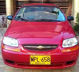 Chevrolet Aveo Family Excelente Estado