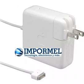 Cargador Apple Macbook Air 60w Magsafe 2 A1435 Impormel