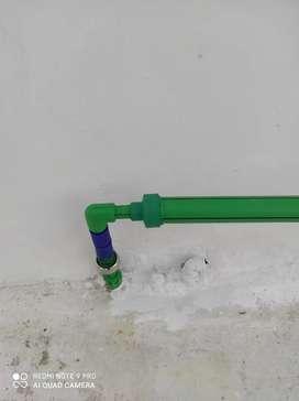 Realizamos trabajos de termofusión plomero quito los valles  soluciones inmediatas