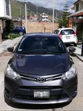 Toyota Yaris 2014 Modelo 2015 XLi Sedan Ocasión