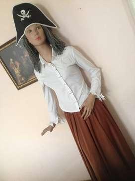 Disfraz Pirata Talla S