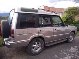 Land Rover Discovery Capacidad 3.900