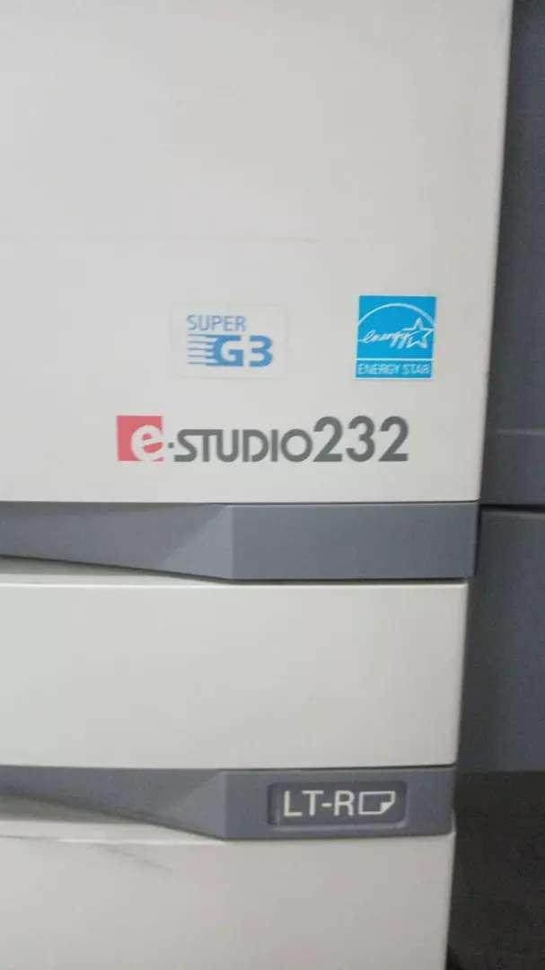 Impresora fotocopiadora y escáner 0