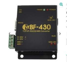 Conversor de serie industrial RS232 Ethernet y RS485 – BF-430