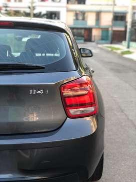 BMW 114i MECANICO SEMINUEVO