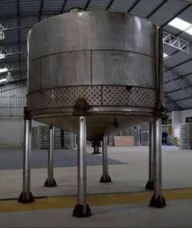 Marmita de cocimiento 18.000 litros