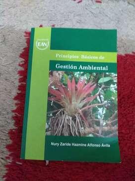 Libro principios básicos de gestión ambiental.