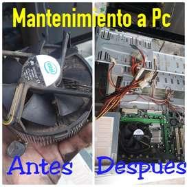 Servicio Tecnico de Computadoras  Etc