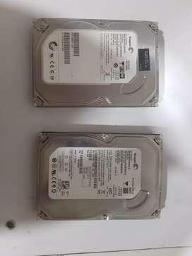 Disco duro de 500gb y  Disco duro de 500gb