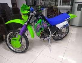 Kawasaki kmx125R