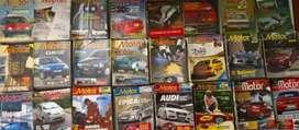 revistas MOTOR 171 ediciones VENDO colección automóviles autos