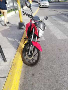 Honda cb125 ftwister