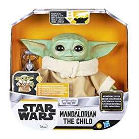 Star Wars Baby Yoda Animatronico The Child Mandalorian
