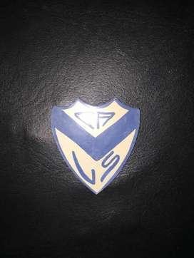 Escudo con Iman de Velez Sarsfield