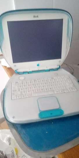Apple iBook G3 BlueBerry