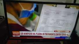 TELEVISOR LG DE 32 PULGADAS FULL HD NO SMART SOLO CONO NORTE 100% OPERATIVO