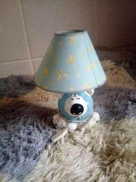 Lámpara de osito para nene