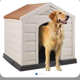 Casa para perros medianos y grandes Rimax protección UV