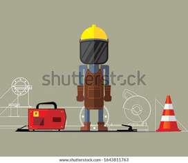 Elaboración de Procedimientos de trabajo seguro y servicio de prevencionista de riesgo