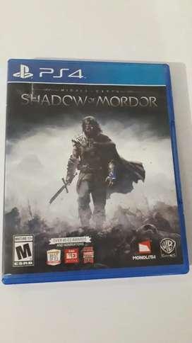 Vendo o cambio Shadow of Mordor