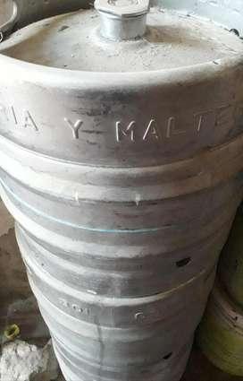 Barriles de cerveza VACIOS de 30  litros