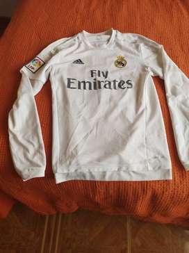 Camiseta original Real Madrid temporada 15-16