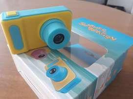 Cámara fotográfica digital para niños