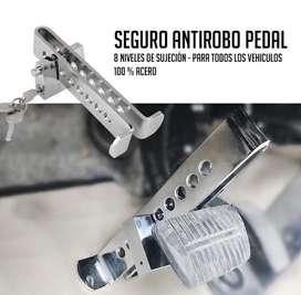 Candado seguro pedal antirobo Vehículo- Carro